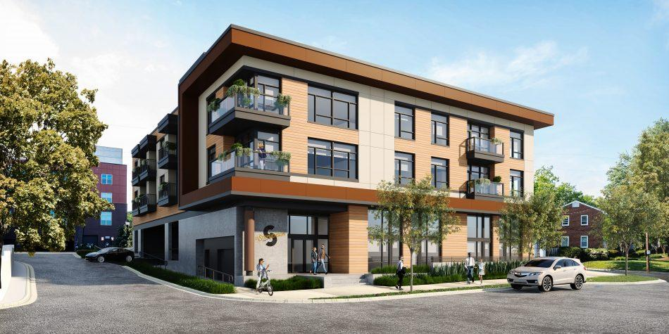 Modern Condos | The Stephenson, Cameron Village
